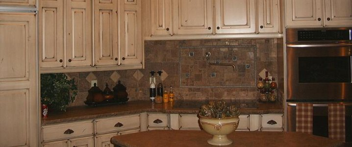 Telisa's Cabinet Refinishing - Home Page