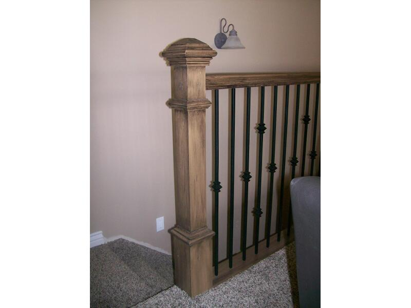 Banisters Telisa S Furniture And Cabinet Refinishing