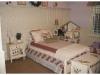Girls' bedroom set deco white