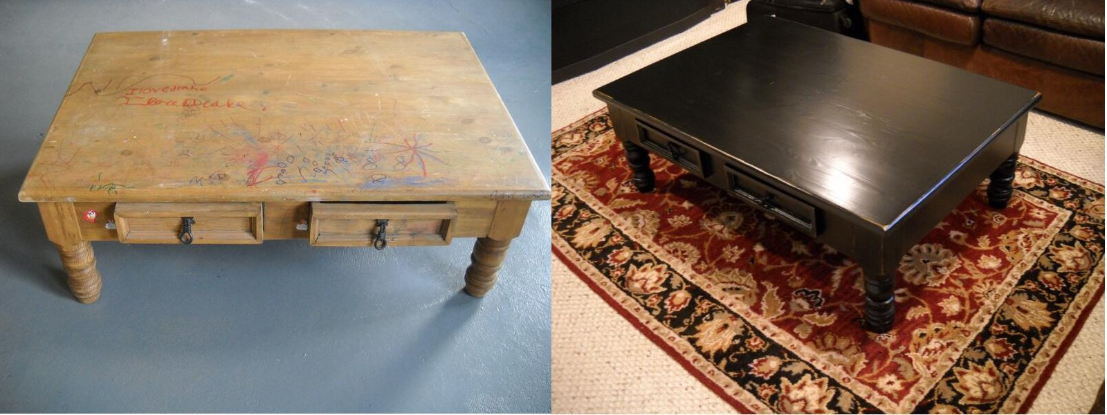 Refinishing A Coffee Table Ideas Bestsciaticatreatmentscom