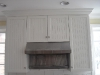 Right white maple white cabinets